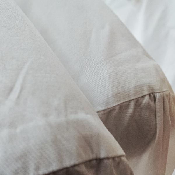 白シャツ ブロード